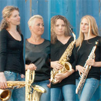 Saxsession Saxophon Quartett Über Uns Link